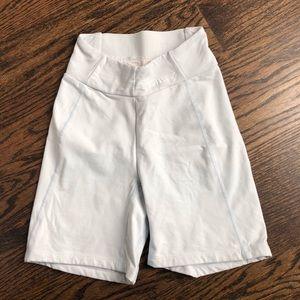 Gymshark Bike Shorts - Baby Blue